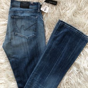 """Citizens of Humanity """"Emannuelle"""" Slim Boot Jeans"""